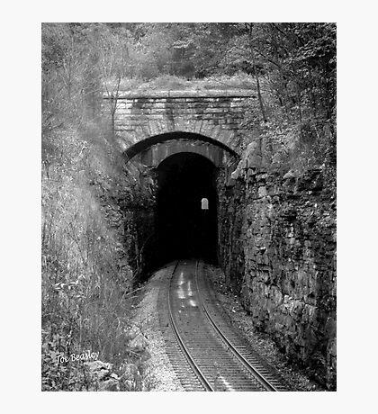 Cowan Tunnel Photographic Print