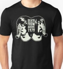 DEATH FROM ABOVE 1979 (WHITE) Unisex T-Shirt