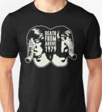 Camiseta unisex MUERTE DESDE ARRIBA 1979 (BLANCO)