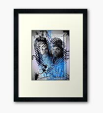 Rob and Fab Framed Print
