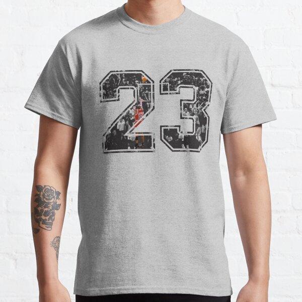 Michael Jordan 23 Camiseta clásica