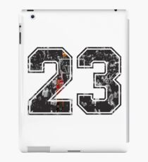 Michael Jordan 23 iPad Case/Skin
