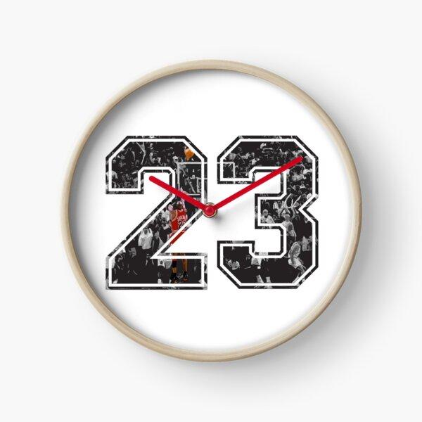 Michael Jordan 23 Clock
