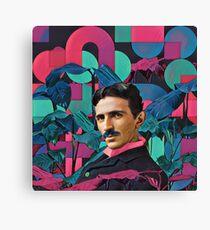 Nicola Tesla Canvas Print