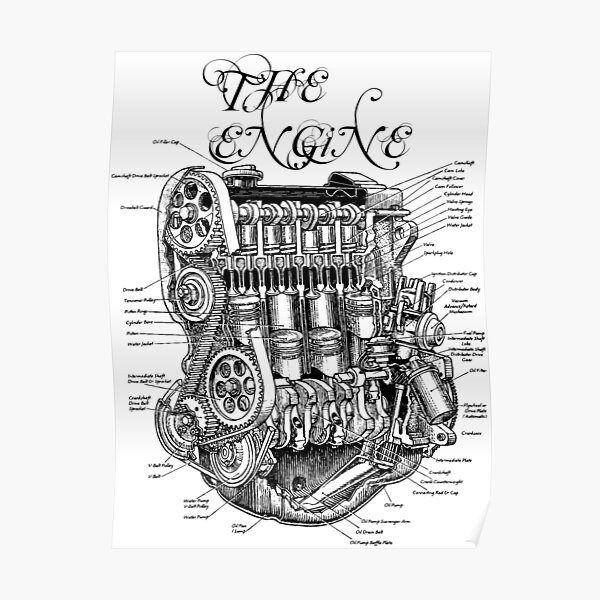 THE ENGINE Poster