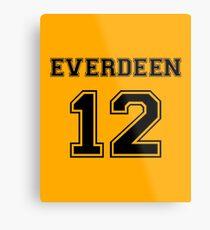 Team Everdeen Metal Print