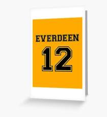 Team Everdeen Greeting Card