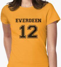 Team Everdeen Women's Fitted T-Shirt