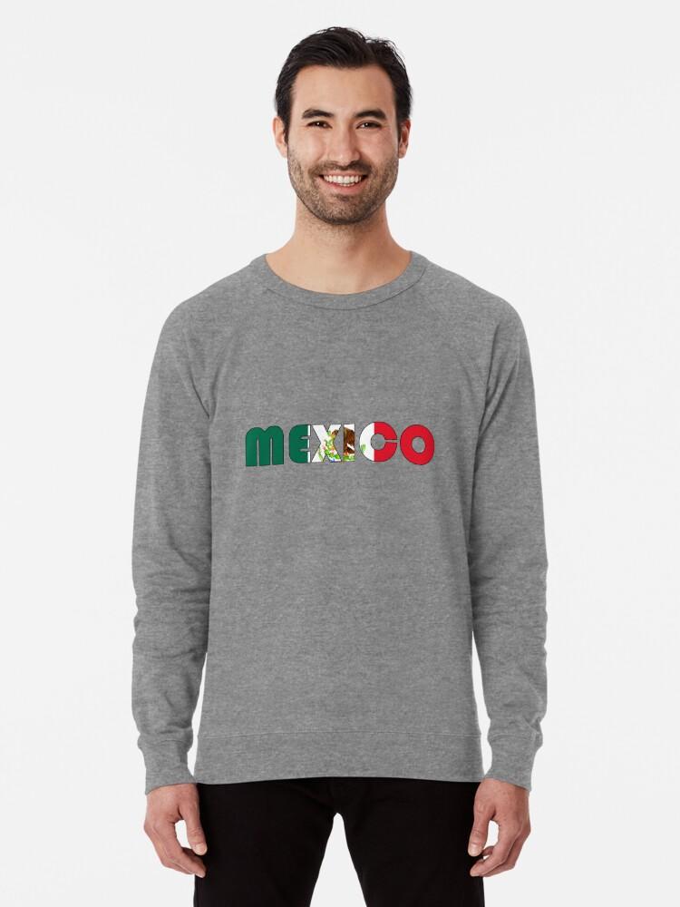 a733ad70 Mexico T-shirt Mexican Flag Tee Soccer Futbol Kids Women Men T-Shirt Gift  For Team Player Goalie Sport Funny Gift Soccer Lacrosse Hockey Lightweight  ...