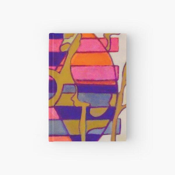 Hexagram 28: Ta Kuo (Power of the Great) Hardcover Journal