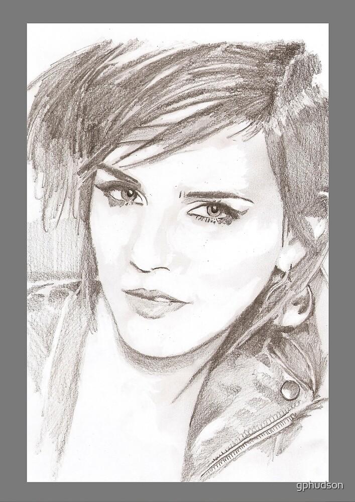 Emma Watson by gphudson