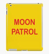 MOON PATROL iPad Case/Skin