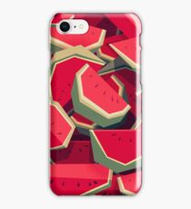 Too many watermelons iPhone Case/Skin
