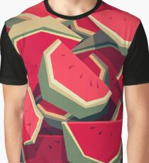 Too many watermelons Graphic T-Shirt