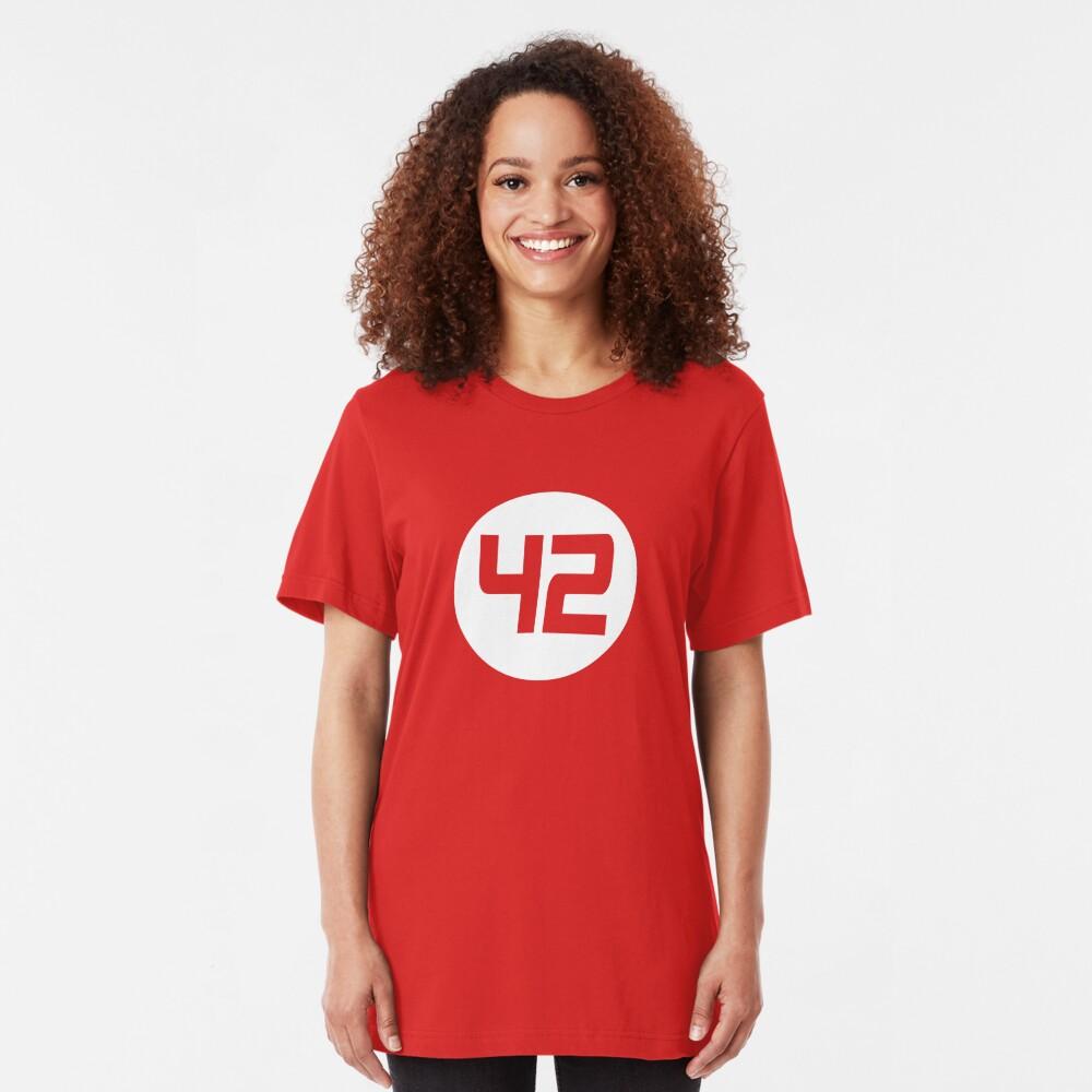42 Slim Fit T-Shirt