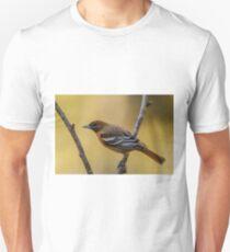Backyard Oriole Unisex T-Shirt