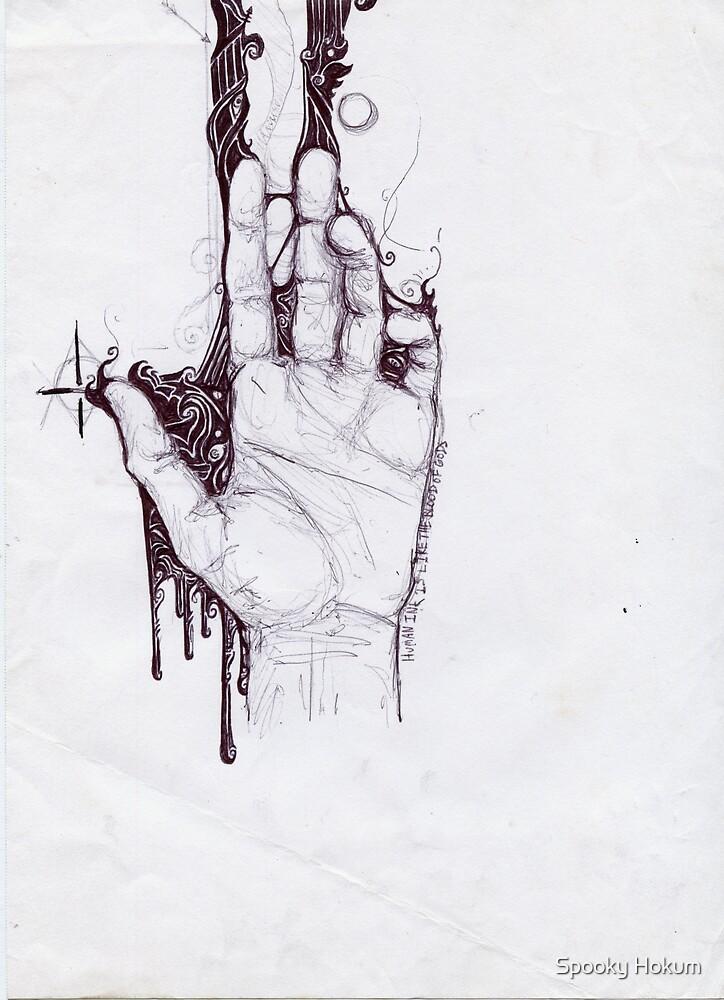 Human Ink by Spooky Hokum