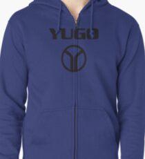 Yugo Veste zippée à capuche