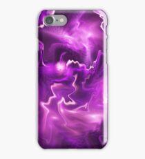 Magenta explosion iPhone Case/Skin