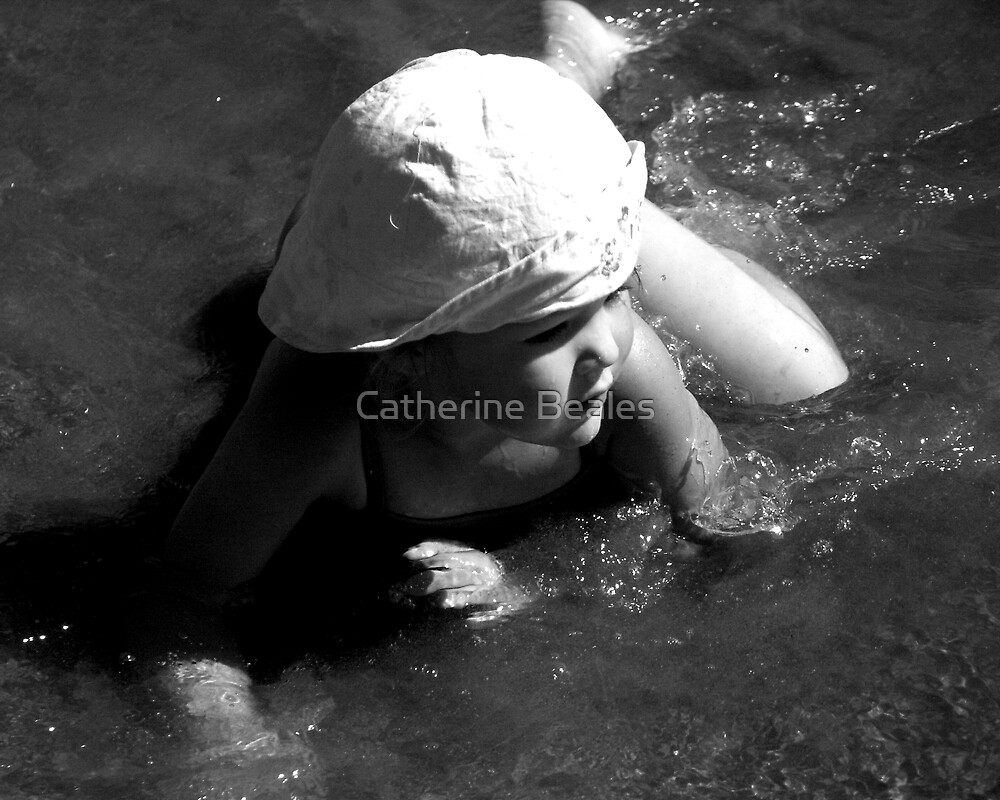 Bathing Belle by Catherine Beales