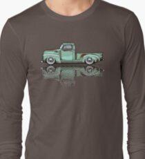 47-54 light green Long Sleeve T-Shirt