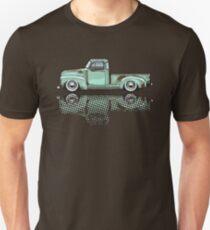 47-54 hellgrün Slim Fit T-Shirt