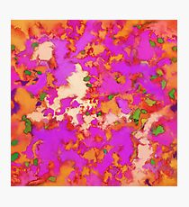 Flammable surface Photographic Print