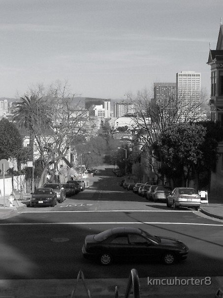 streets in san fransico by kmcwhorter8