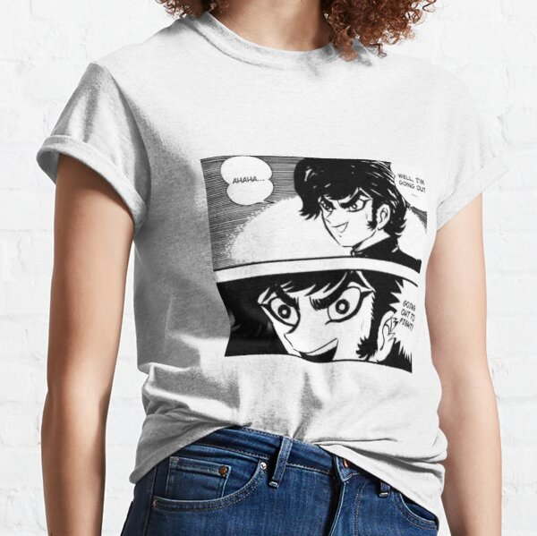 Devilman Going Out To Fight Classic T-Shirt