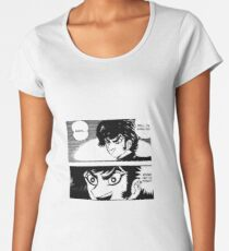 Devilman Going Out To Fight Women's Premium T-Shirt