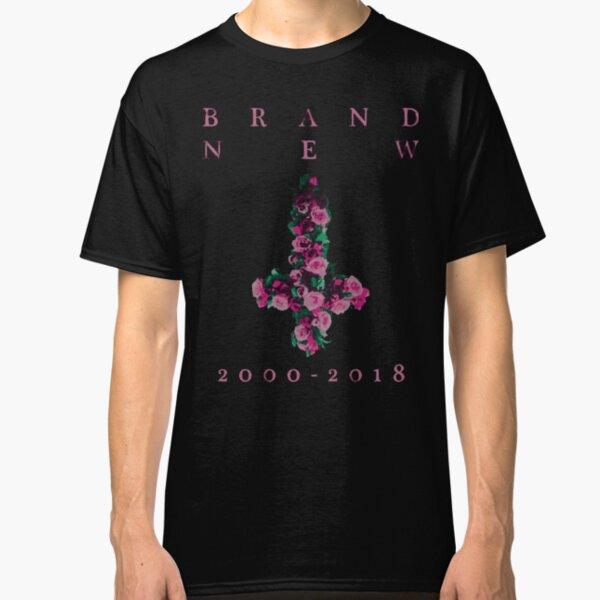 """Brand New """"Farewell Cross"""" Classic T-Shirt"""