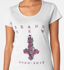 "Brand New ""Farewell Cross"" Women's Premium T-Shirt"