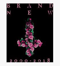 "Brand New ""Farewell Cross"" Photographic Print"