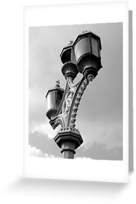 London Light by Andrew Dunwoody