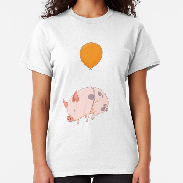 When Pigs Fly Classic T-Shirt