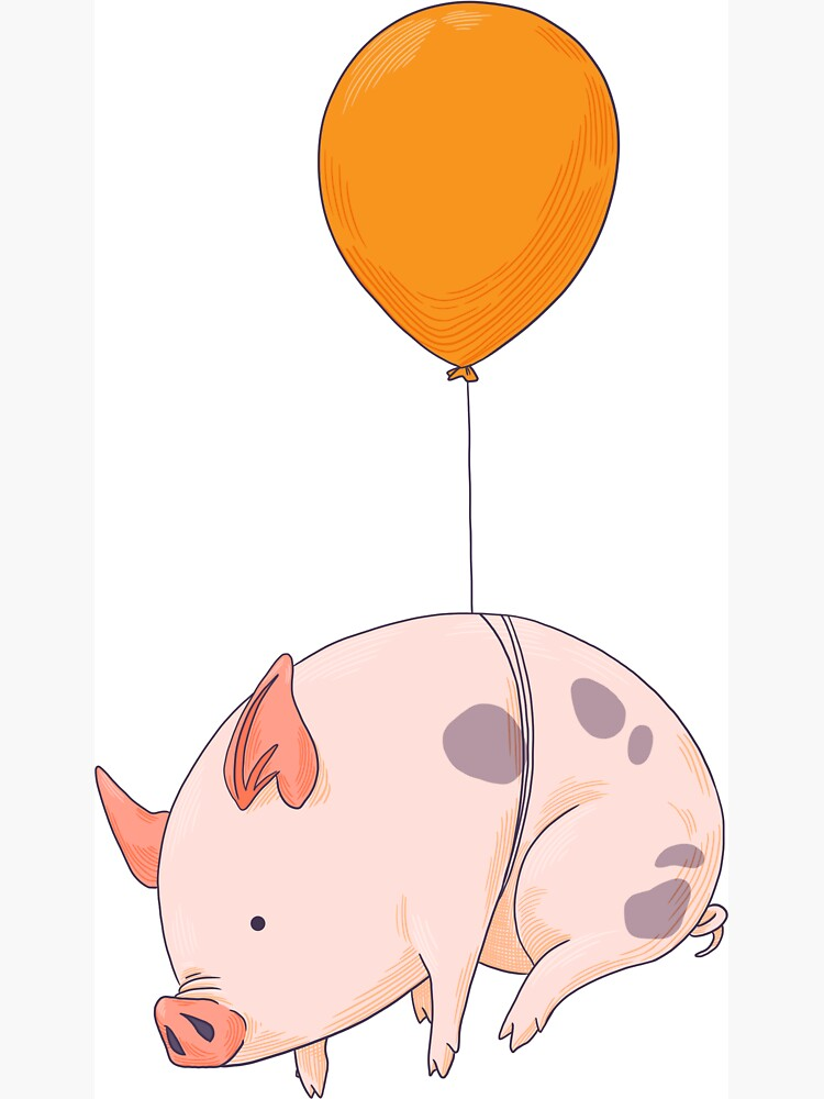 When Pigs Fly by VictoriaHamre
