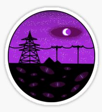 Nightvale Sticker