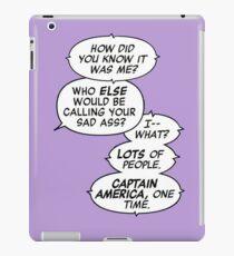 Hawkeye iPad Case/Skin
