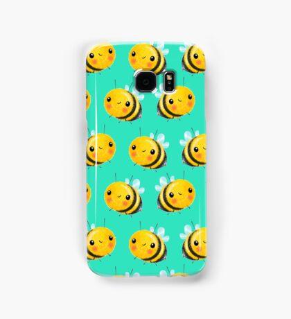 Bumble Bee Mint Samsung Galaxy Case/Skin