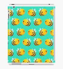Bumble Bee Mint iPad Case/Skin