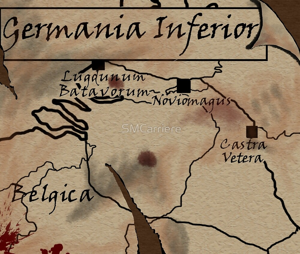 Germania Inferior by SMCarriere