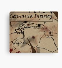 Germania Inferior Canvas Print