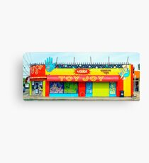 Old Toy Joy in Austin Canvas Print