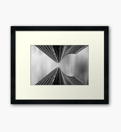 City Hall 2 Framed Print
