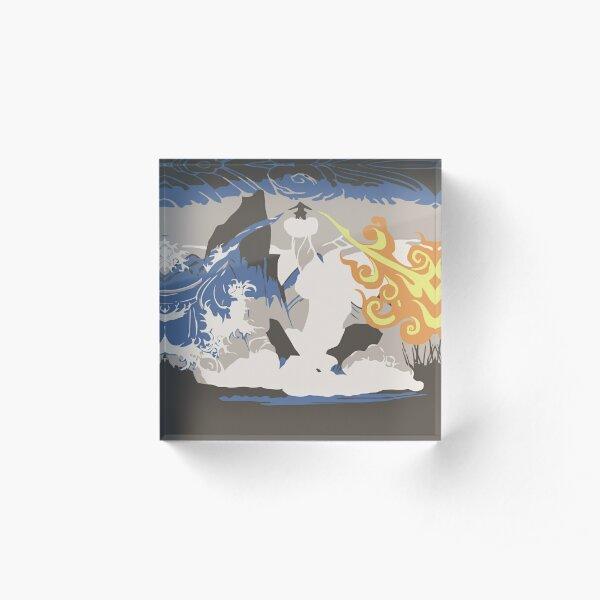 Avatar Wan Acrylic Block