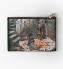John William Waterhouse - The Orange Gatherers Studio Pouch