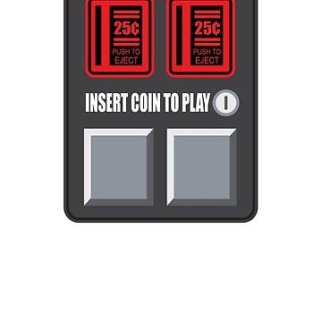 Münze zum Spielen einfügen von TheFlying6