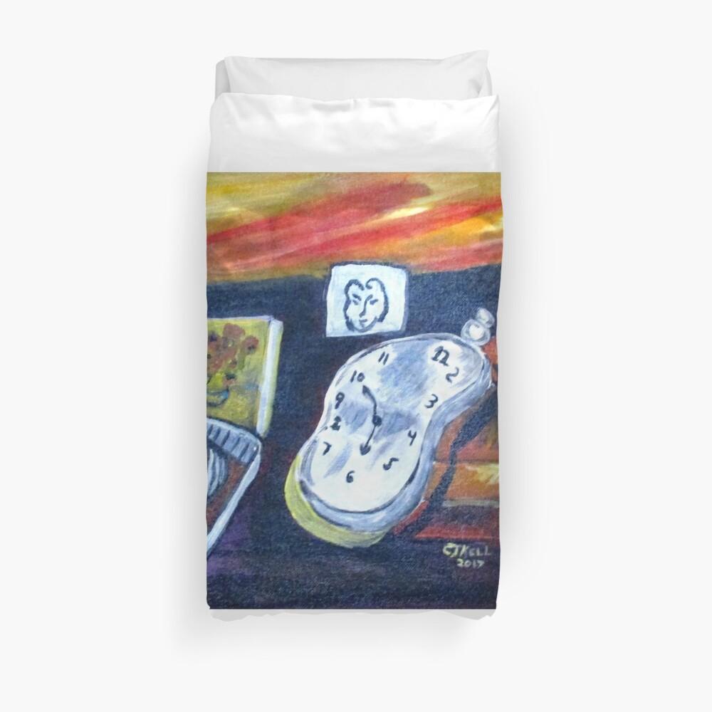 Artists Dream Duvet Cover