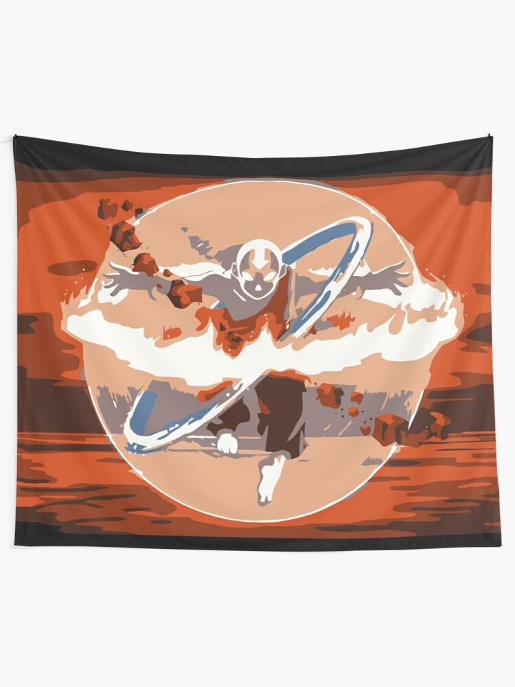 Alternate view of Avatar State Tapestry