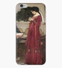 John William Waterhouse - Der Kristallball iPhone-Hülle & Cover